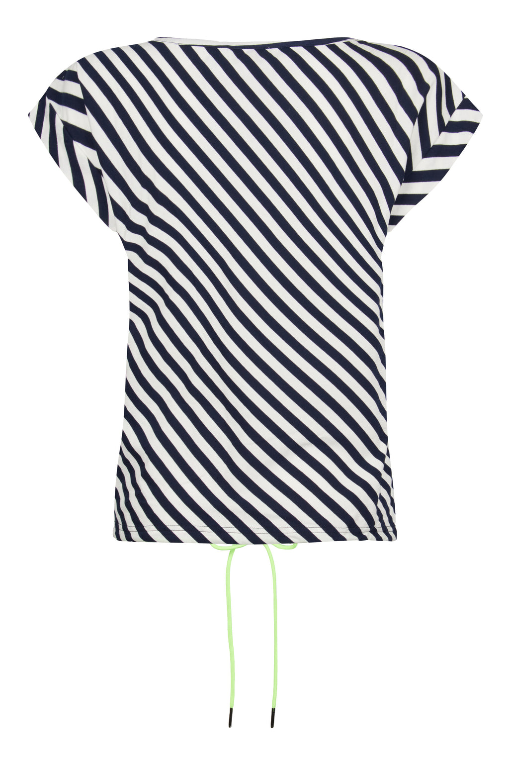 Matilda Stripe Jersey Top