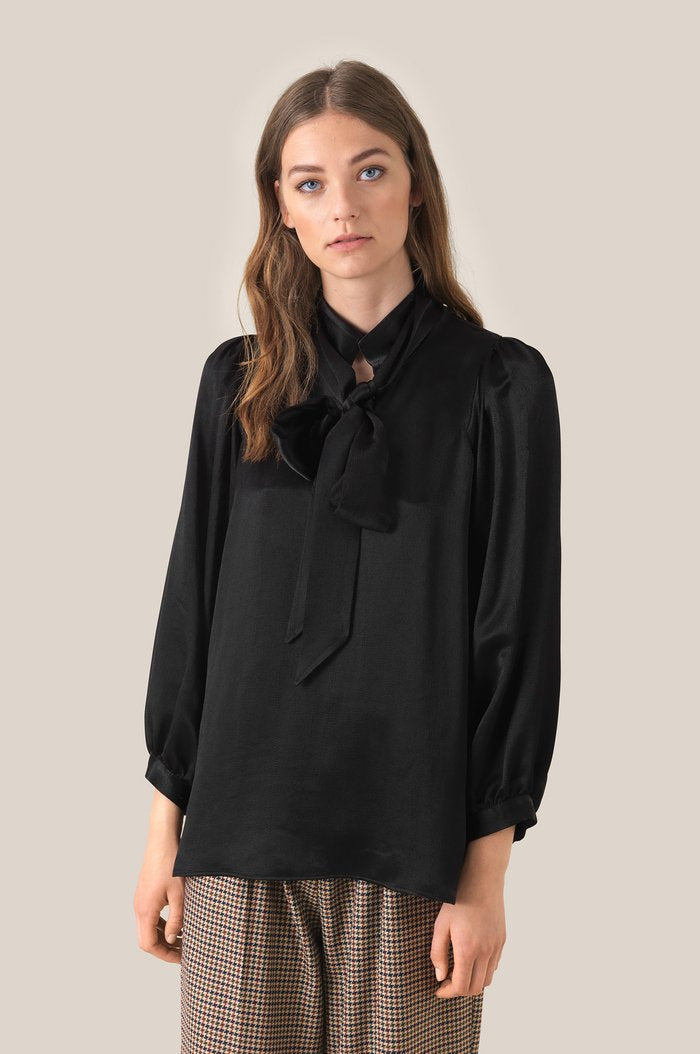 Moonlight Blouse - Black