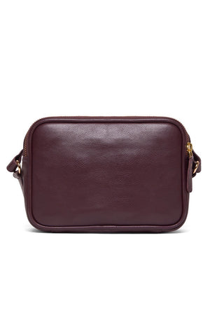 Nixie Bee Stud Cross Body - Burgundy