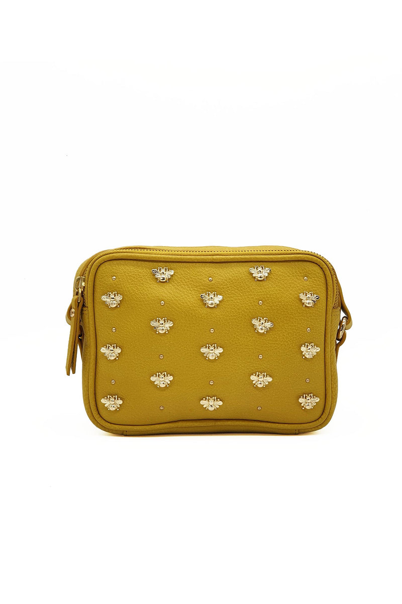 Nixie Bee Stud Cross Body - Citrus