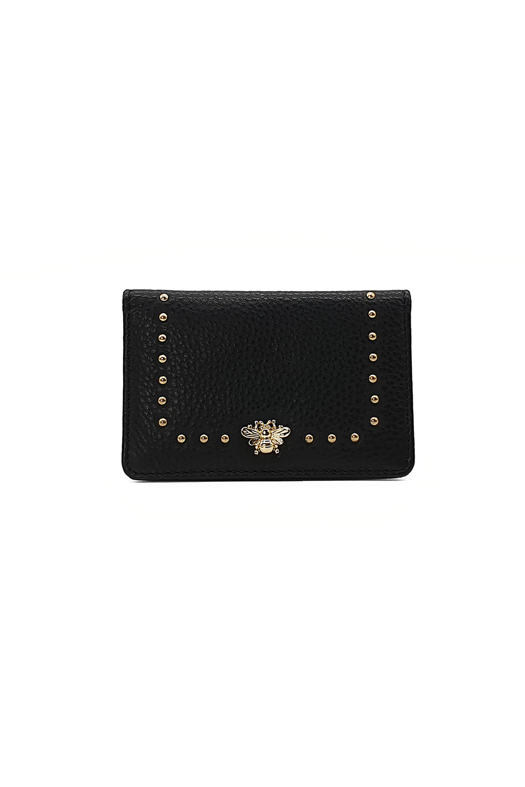 Tucker Bee Card Holder - Black