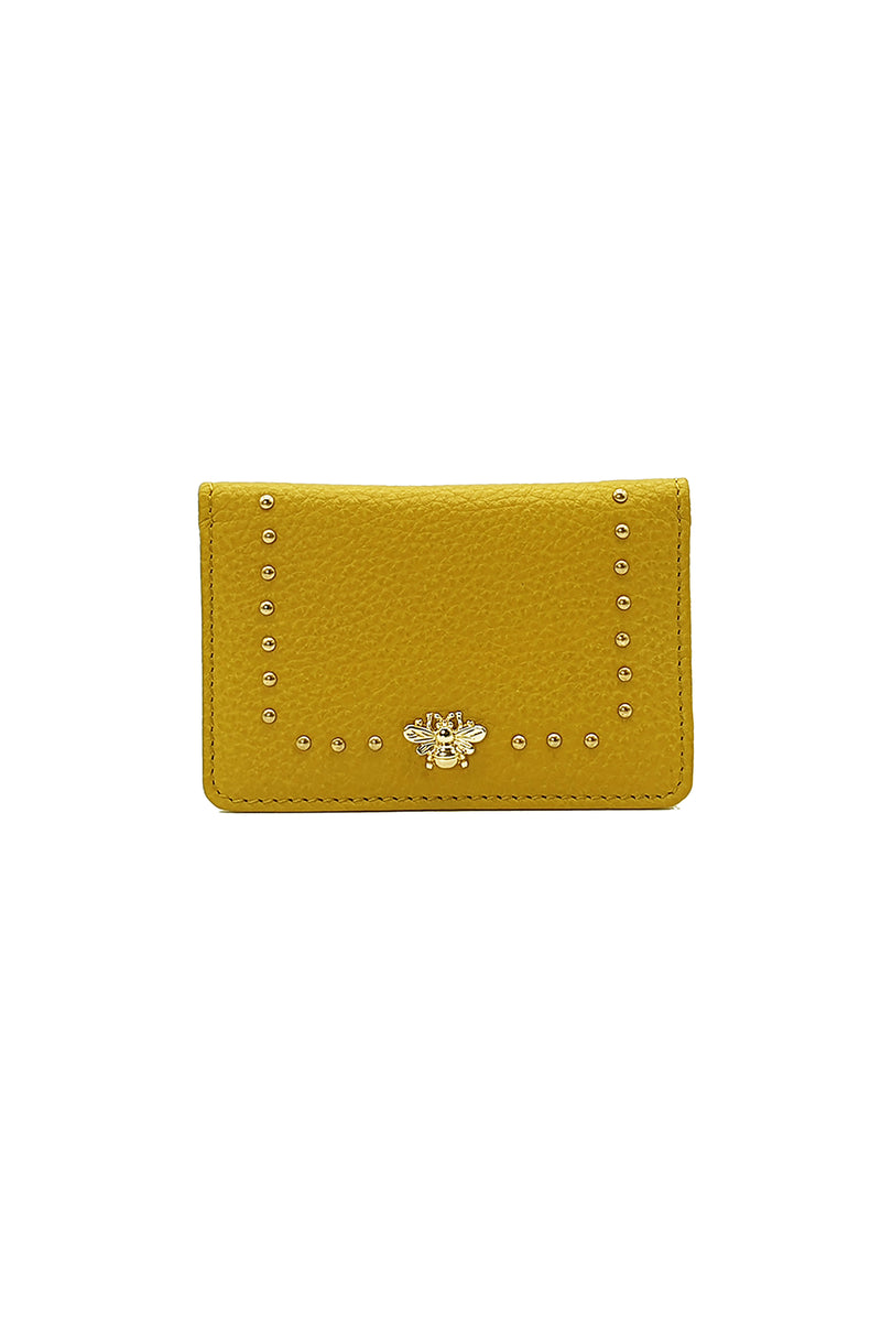 Tucker Bee Card Holder - Citrus