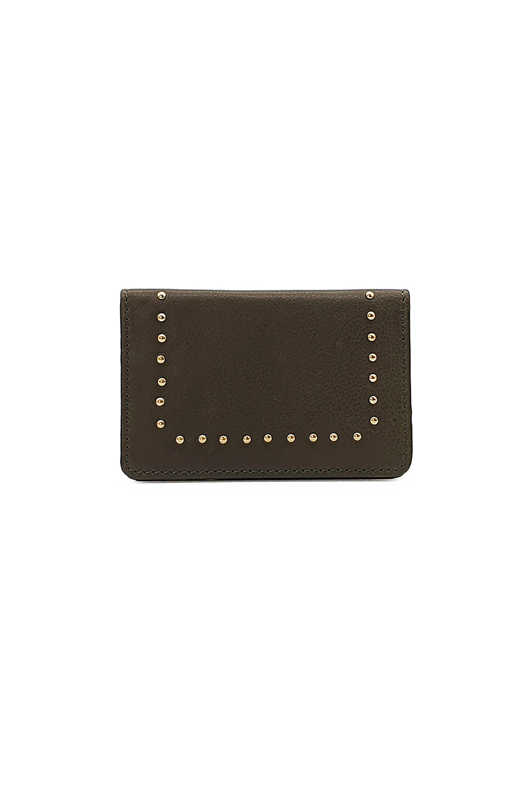 Tucker Bee Card Holder - Khaki