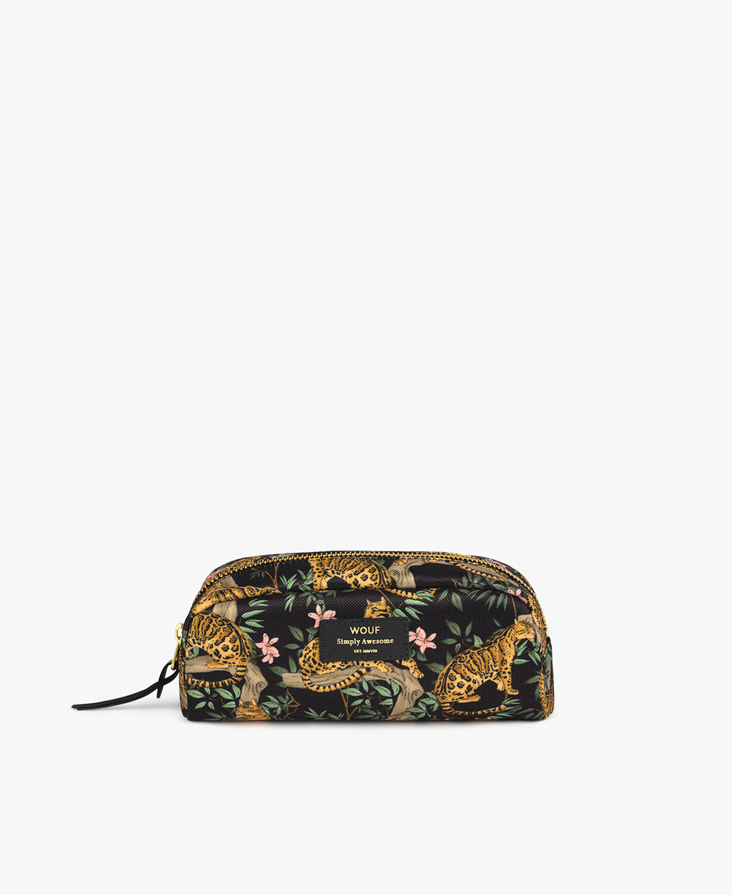 Lazy Jungle Small Beauty-Black