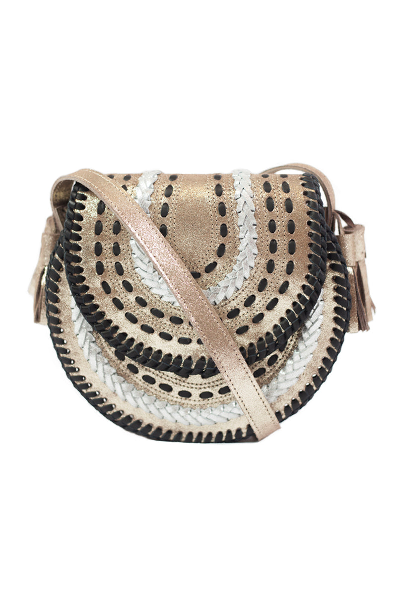 D'Souza Crossbody - Gold