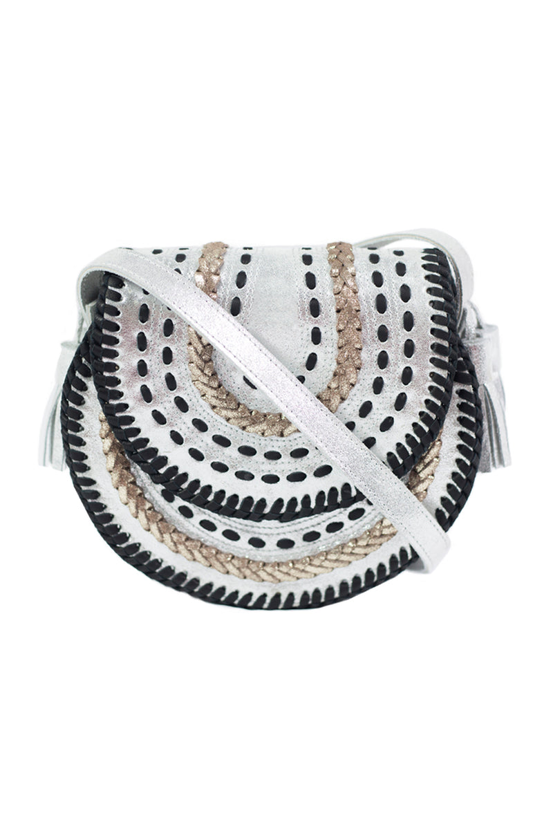 D-Souza Cross Body - Silver