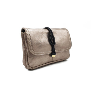Delfine Clutch - Gold