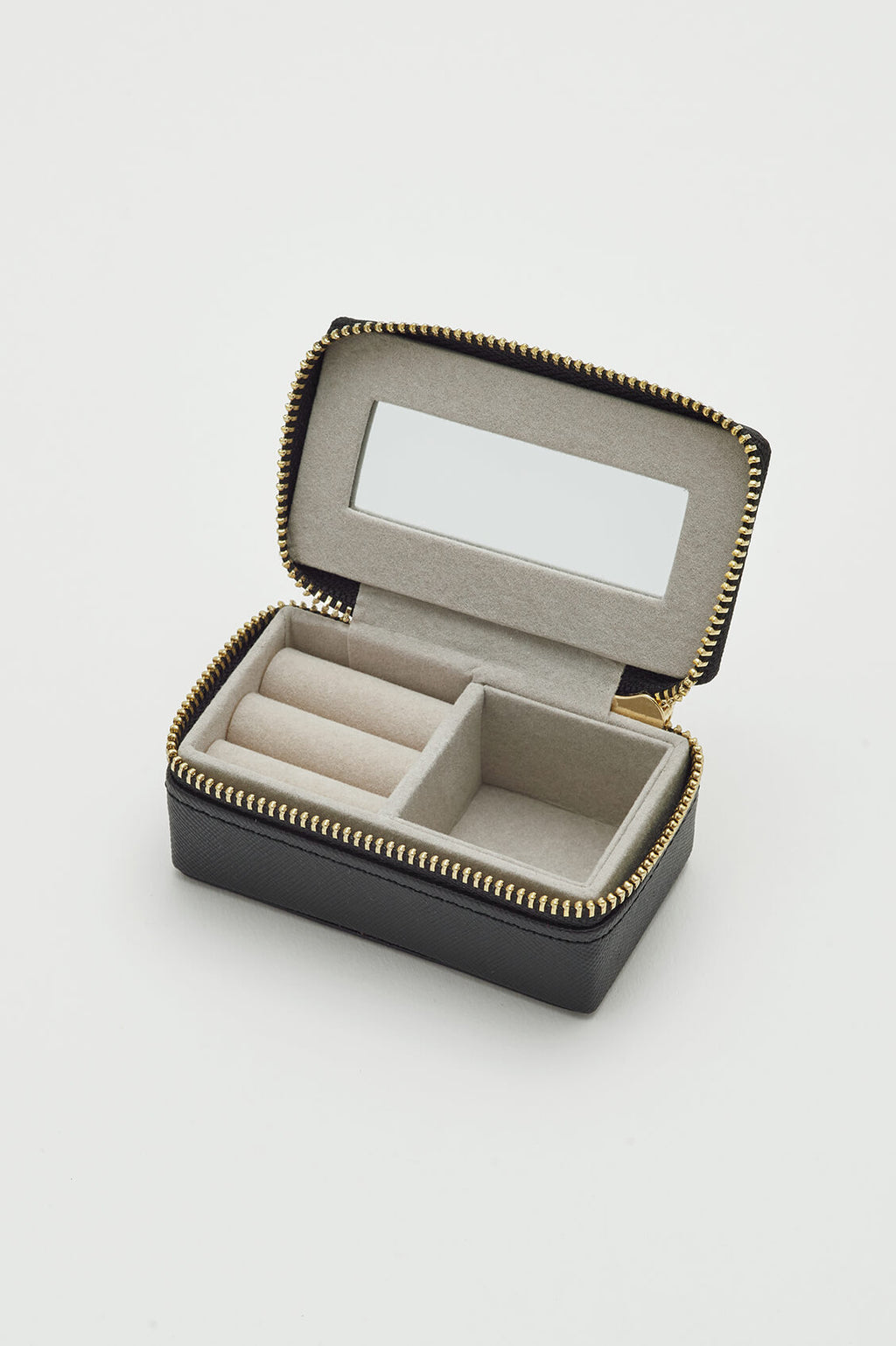 Tiny Jewellery Box - Black