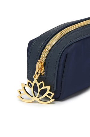Pencil Case-Navy-Nylon