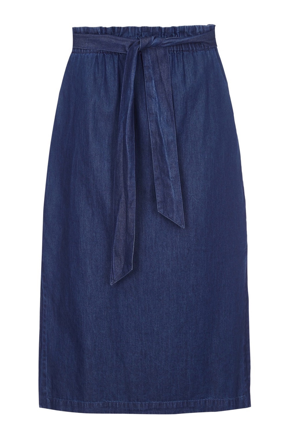 Goo Skirt - Denim Tencel