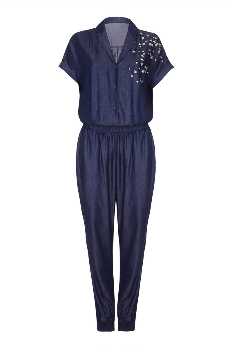 Kimie Jumpsuit - Denim