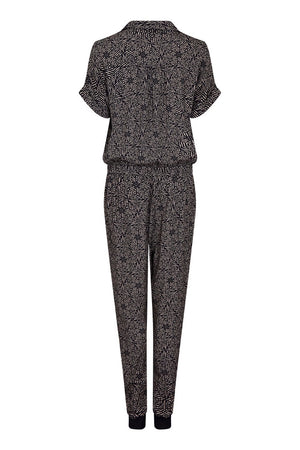 Kimie Jumpsuit - Bubble Dot