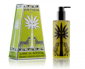 Sicilian Lime Body Wash 250ml