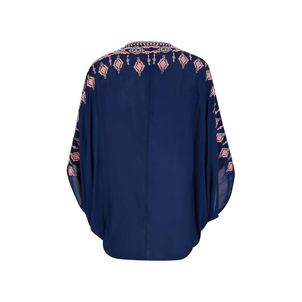 Mortimer Cape - Navy