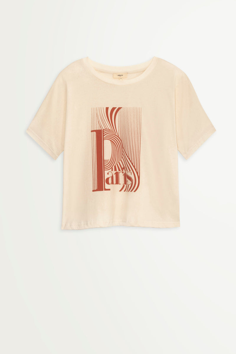 "Mayas ""Paris"" T Shirt"
