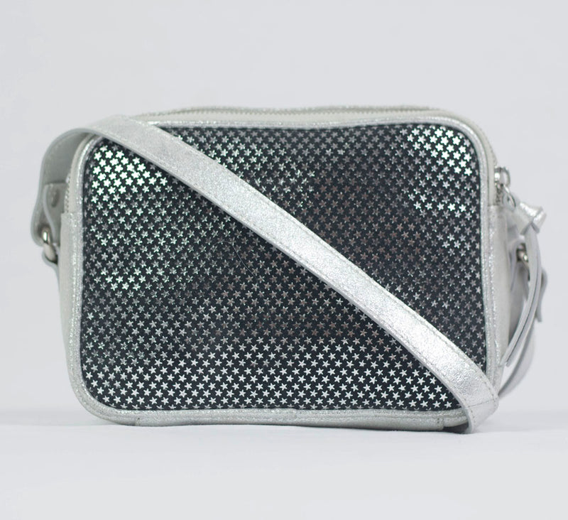 NIXIE CROSS BODY - SILVER STAR