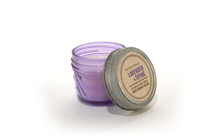 Relish Jar Candle 3oz-Lavender and Thyme