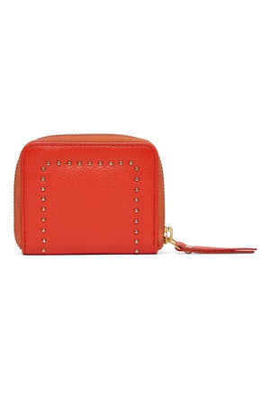 Sophia Coin Purse - Spiced Orange