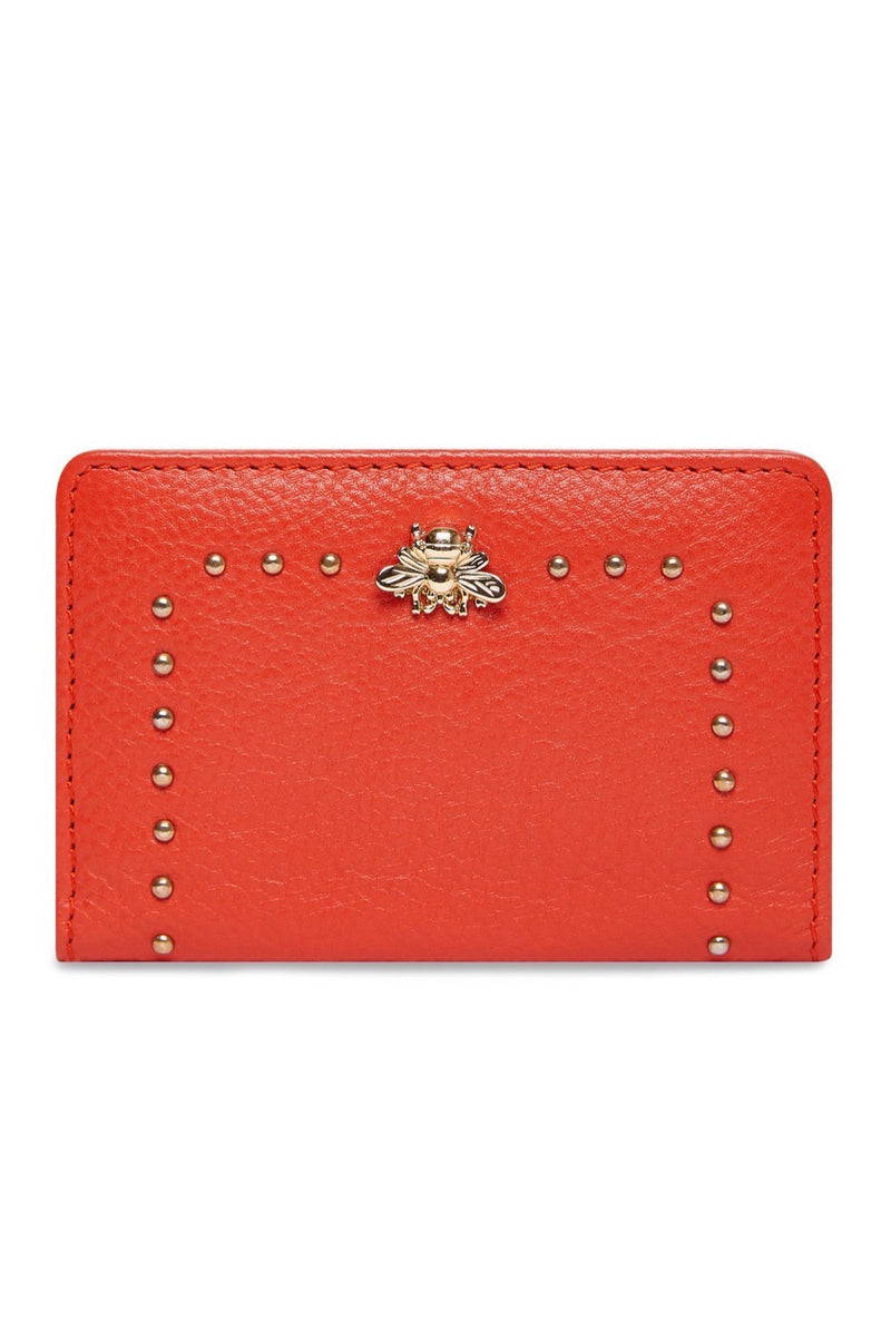 Tucker Card Holder - Spiced Orange