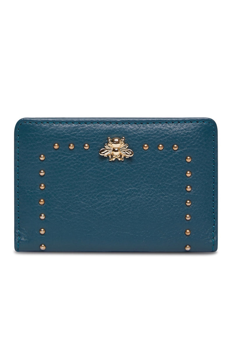 Tucker Card Holder - Teal