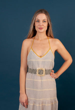 Tallia Halter Dress