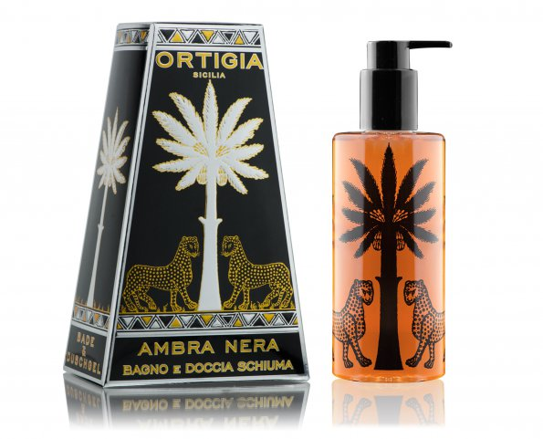Ambra Nera Body Wash 250ml