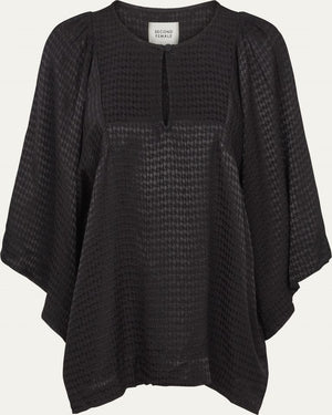 Beatrice Blouse - Black