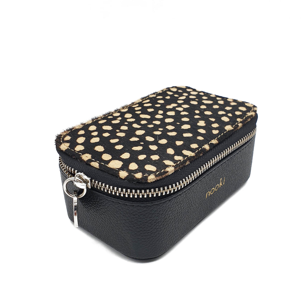 Chi Chi Jewellery Box - Black
