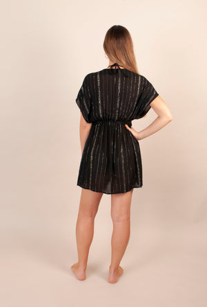 Tahiti Lagoon Dress - Black