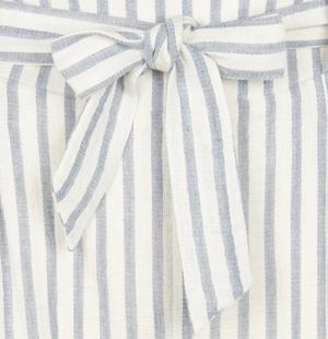 Bob Shorts - Blue/White Stripe