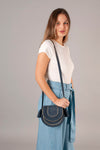 Cuba Cross Body bag - Navy