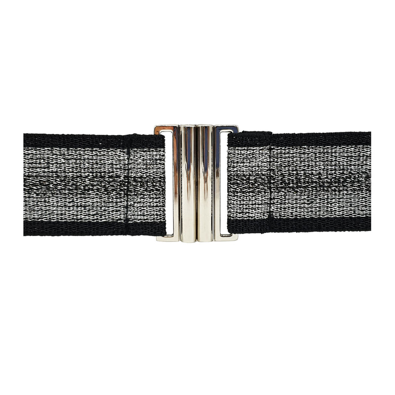 Lurex Belt - Silver