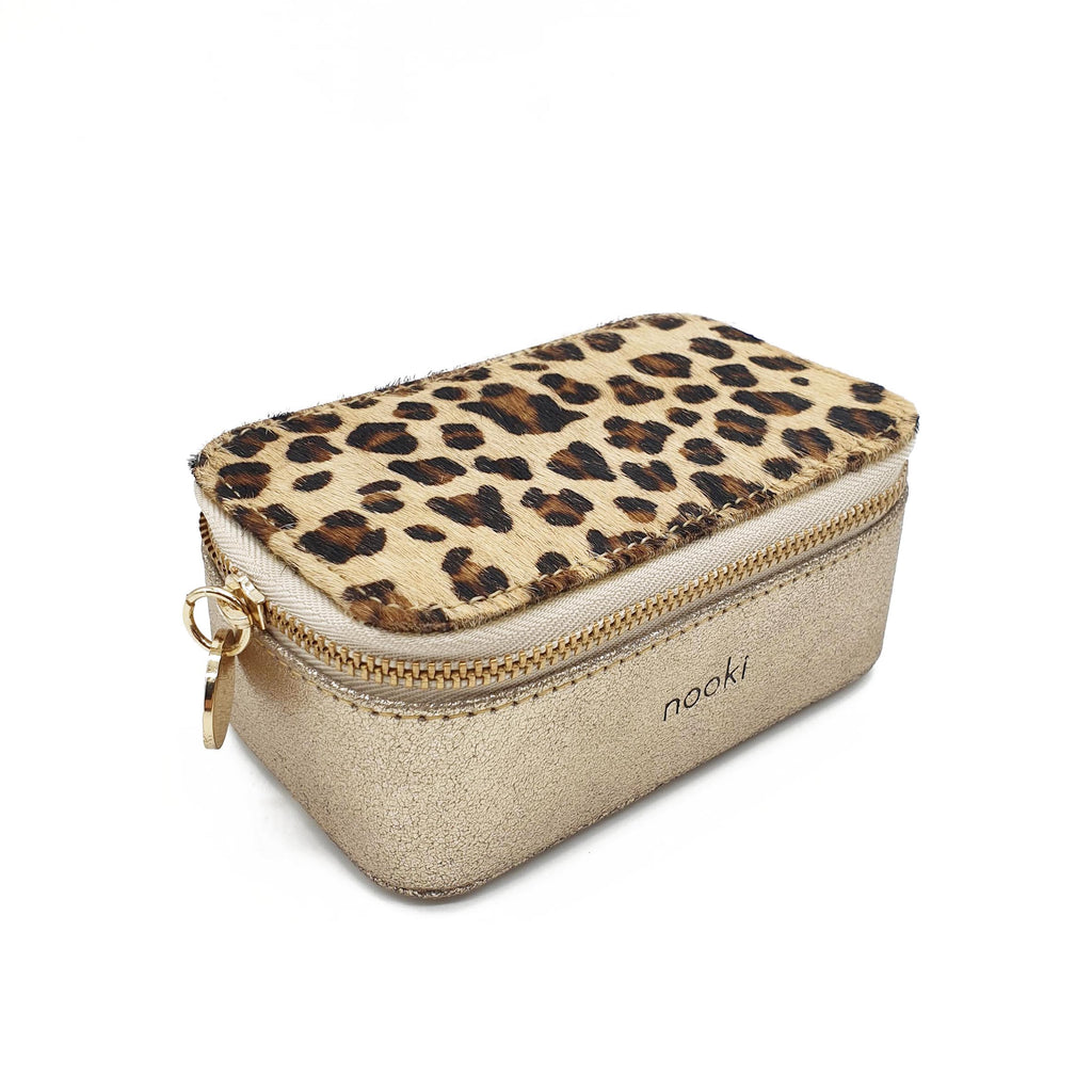 Chi Chi Jewellery Box - Gold