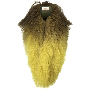 Magda Sheepskin Fur Scarf