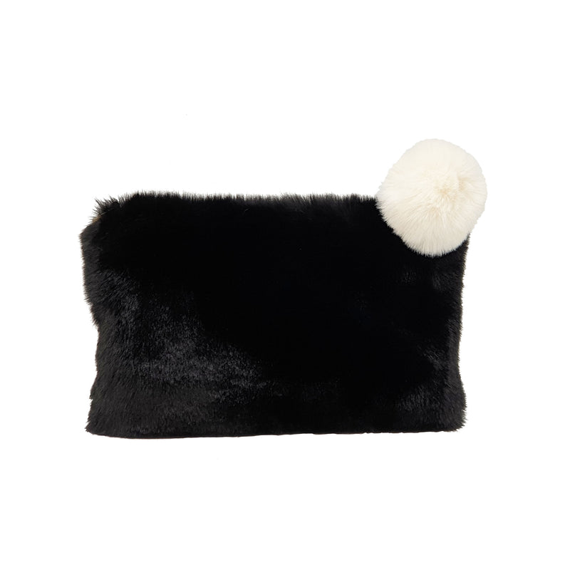 Stella Clutch - Black