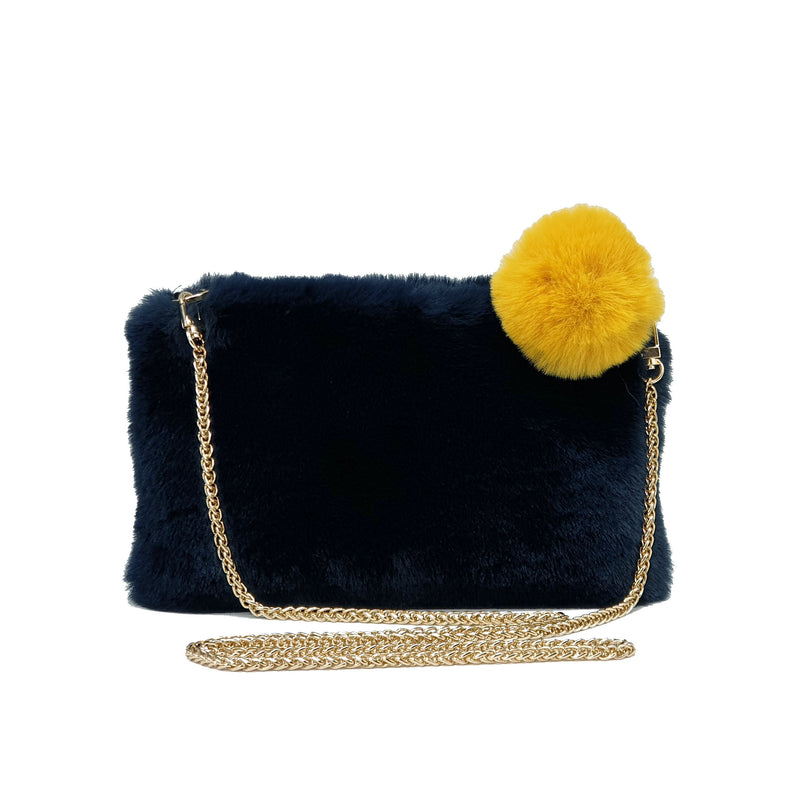 Stella Clutch - Teal