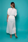 Lagoon Maxi Dress - White