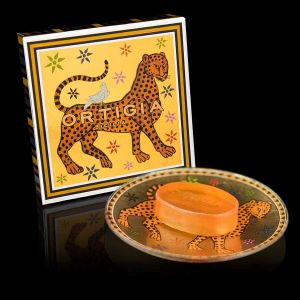Gattopardo Soap and Plate Gift Set