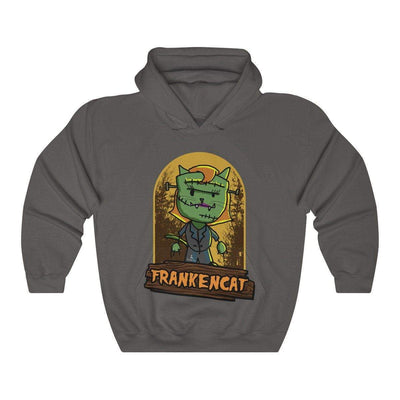 Art Your Cat Frankencat (Female) - Hoodie