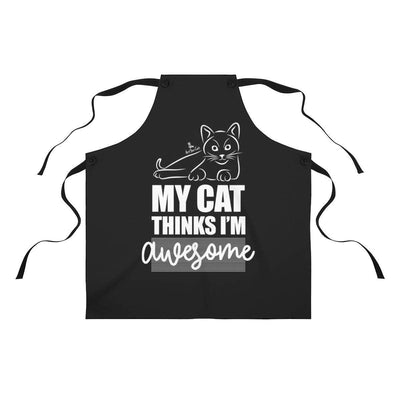 Art Your Cat I'm Awesome Apron