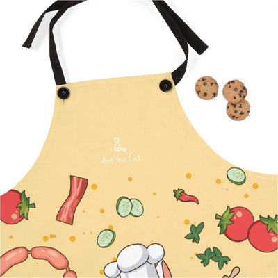 Art Your Cat Kawaii Neko Cook Apron