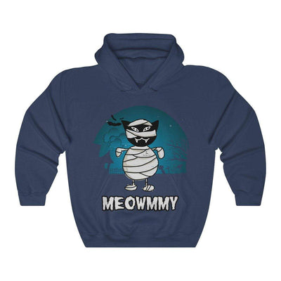 Art Your Cat Meowmmy - Hoodie