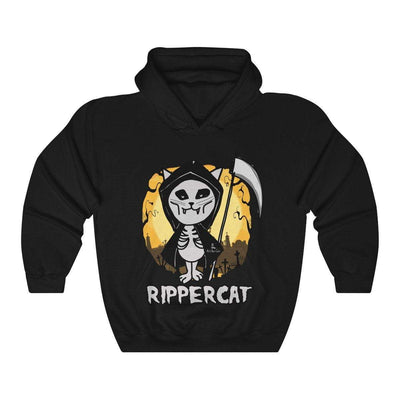 Art Your Cat Rippercat - Hoodie