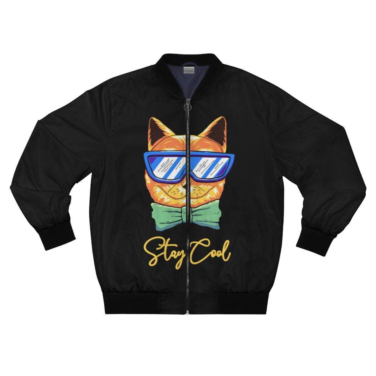 Art Your Cat Stay Cool Cat Jacket