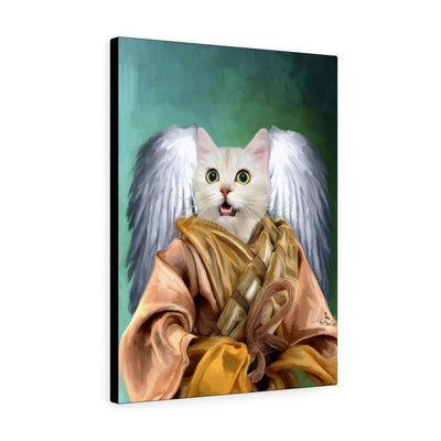 Art Your Cat THE ANGEL- CUSTOM (YOUR PET) PORTRAIT