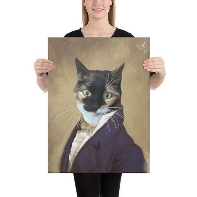 Art Your Cat The Mayor - Custom (Your Pet) Royal Portrait