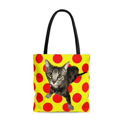 Art Your Cat YOUR CAT - AOP Tote Bag