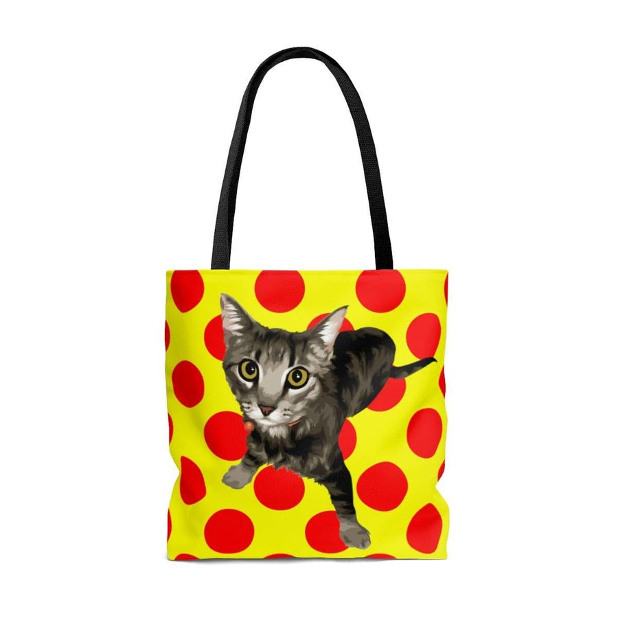 YOUR CAT - AOP Tote Bag