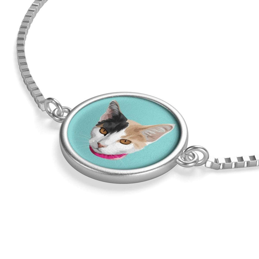 YOUR CAT - Box Chain Bracelet