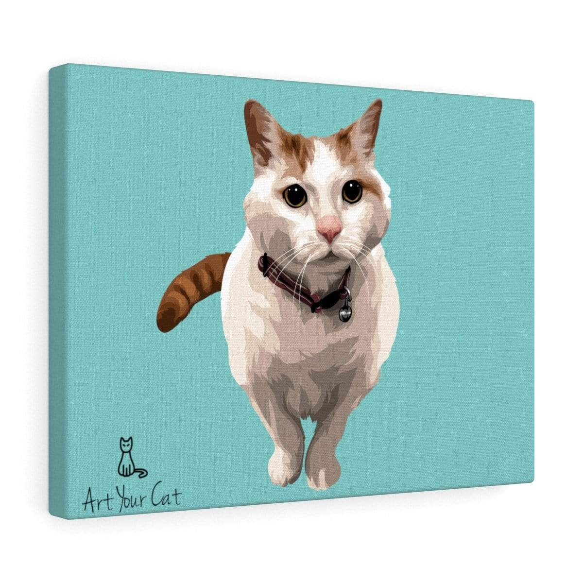 Art Your Cat YOUR CAT - Canvas Gallery Wraps